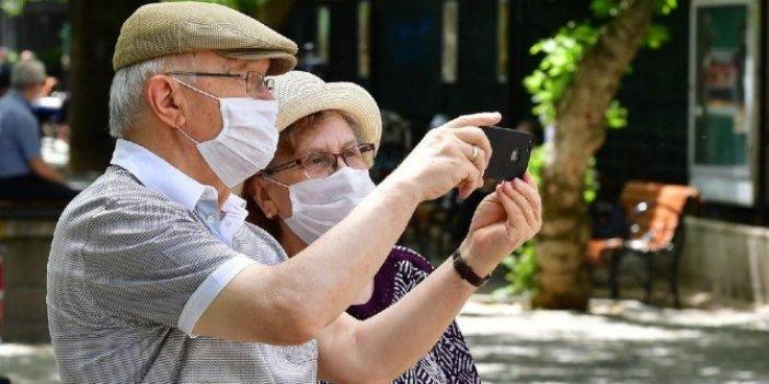Flaş... Flaş... Ankara'da 65 yaş üstüne korona yasağı