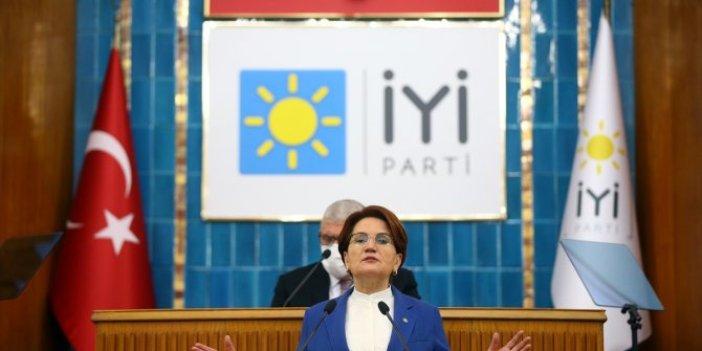Meral Akşener grup toplantısında konuştu