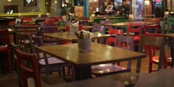 Kafe ve restoranlara kötü haber. Bir ilimizin hıfzıssıhha kurulu açıkladı