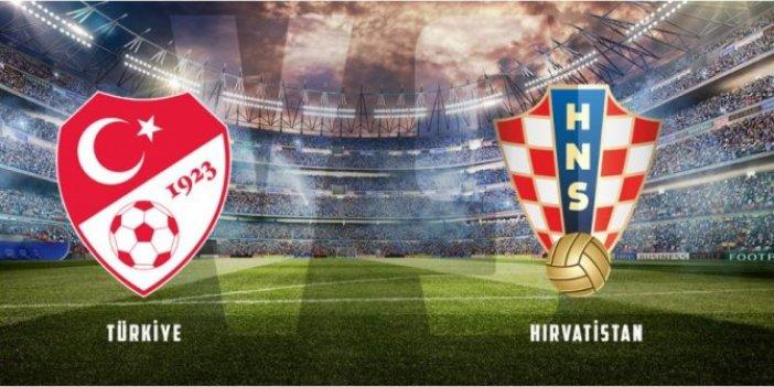 Türkiye ve Hırvatistan kozlarını paylaştı. Nefes kesen maçta kazanan çıkmadı: 3-3