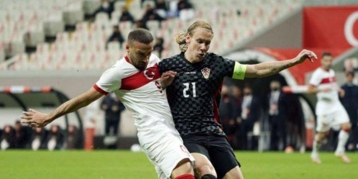 Türkiye ile Hırvatistan maçı sonrası endişe yarattı. Vida'nın korona virüs testi pozitif çıktı