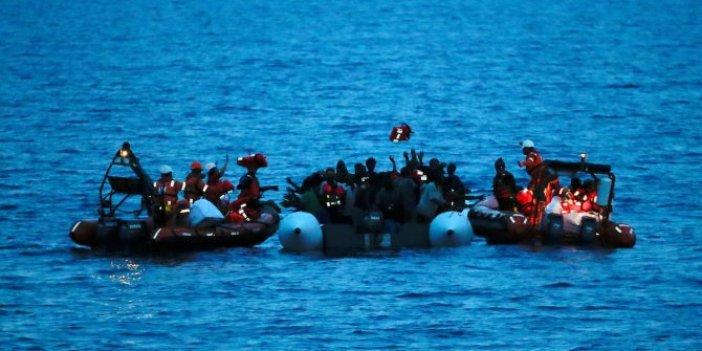 Ortadan ikiye ayrılan bot battı: 6 ölü