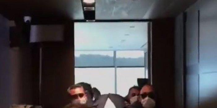 Yasak Elma'dan ayrılan Talat Bulut'a Gana usulü cenaze töreni, videoyu izleyenler kahkahayı bastı