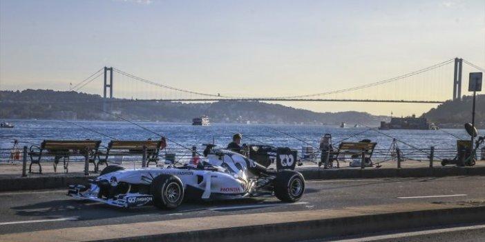 Formula 1'in İstanbul ayağında heyecan başlıyor. Yarış ne zaman ve saat kaçta