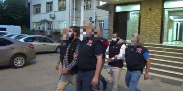 Osmaniye'de IŞİD operasyonu: 18 gözaltı
