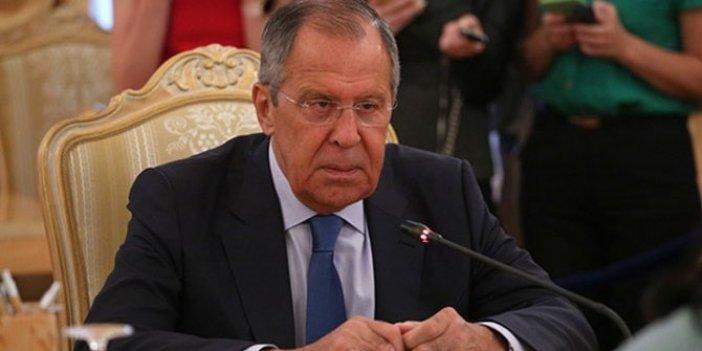 Lavrov Karabağ'da Türkiye'ye set çekti