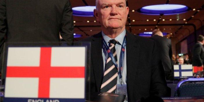 FIFA'da şok istifa