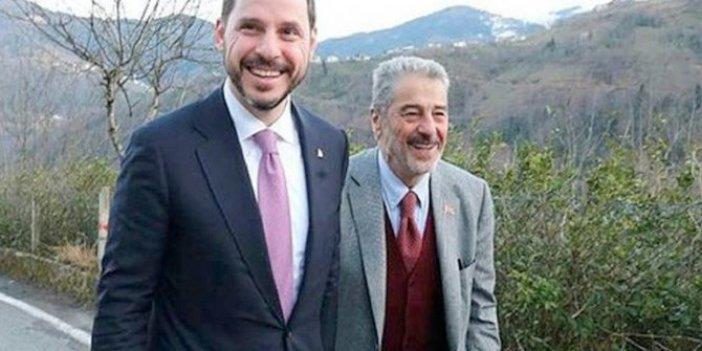 Görevi bırakan Berat Albayrak'ın babası Sadık Albayrak'tan istifa açıklaması