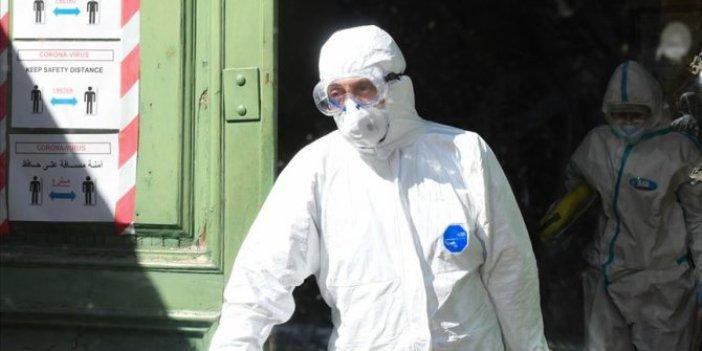 İtalya sağlık sektörü alarm veriyor. Korona virüs tırmanışa geçti. Tuvalette bile tedavi ediliyorlar