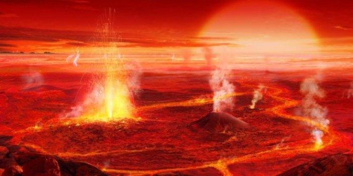 Bilim insanları cehennemi buldu. Tüyleri diken diken ediyor. Termometreleri patlatıyor