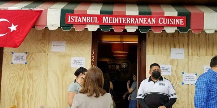 Los Angeles kentinde Türk restoranına yapılan saldırıda yeni gelişme