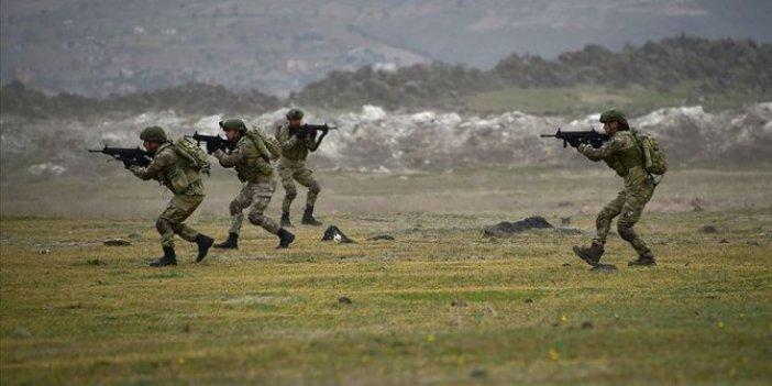 MSB duyurdu. 14 terörist öldürüldü