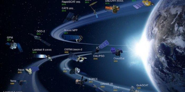 Dünya'da yeni felakete yol açacak. Uzayda kızıştıran çarpışma. NASA'dan korkutan uyarı