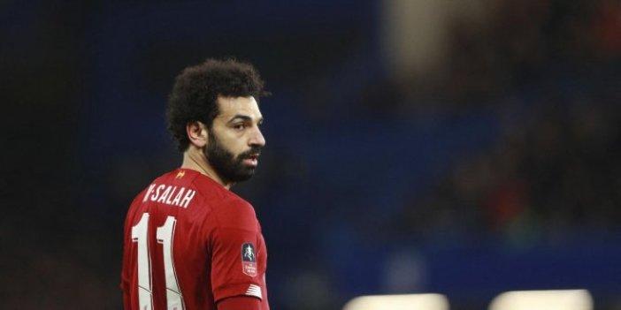 Liverpool'lu yıldız Muhammed Salah korona virüse yakalandı