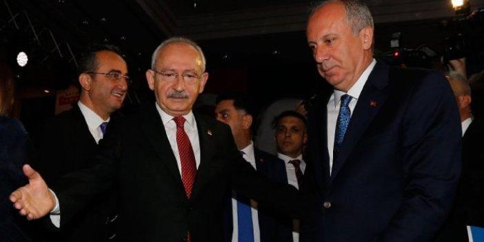 CHP'li üst düzey yönetici, Muharrem İnce konusunda izlenecek yolu açıkladı