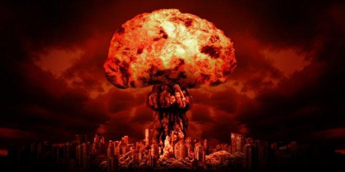 İnsanlık soyunu bu besini yiyerek sürdürecek. Nükleer savaş ve sonrası masaya yatırıldı
