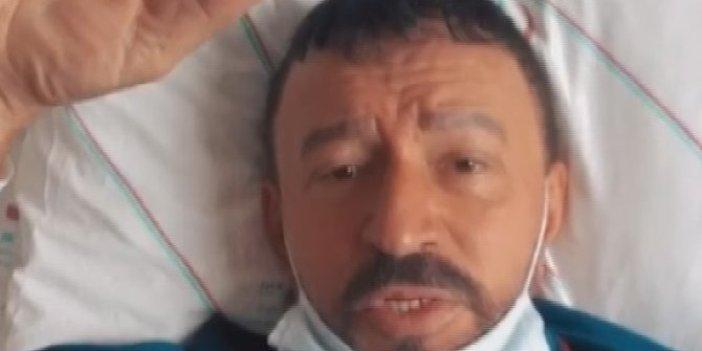 Kalp krizi geçiren ünlü türkücü Mustafa Topaloğlu'nun son durumu açıklandı