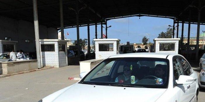 Libya ile Tunus 8 ay sonra kara sınırını açtı