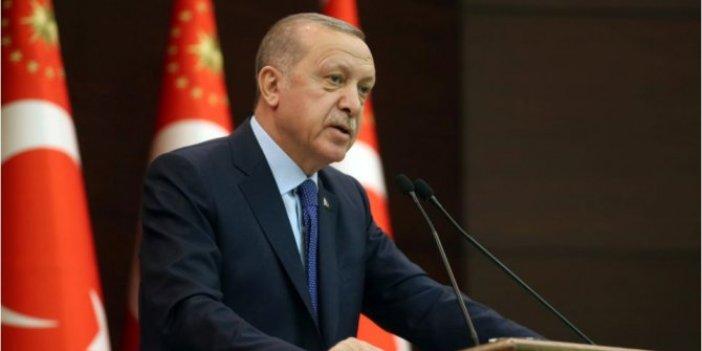 Cumhurbaşkanı Erdoğan Kapalı Maraş'ta açıkladı