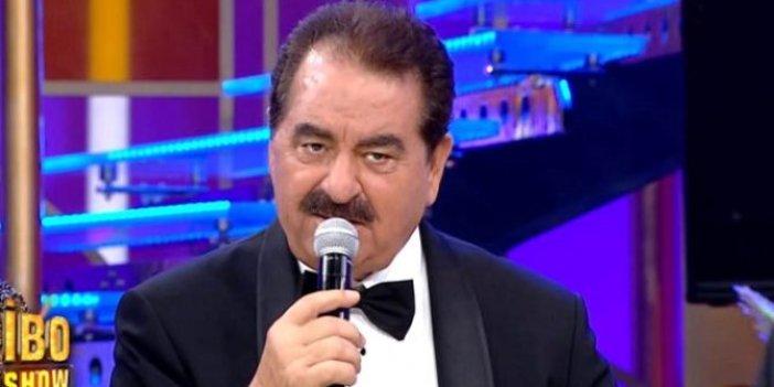 İbo Show 10 yıl sonra yeniden ekranda. İbrahim Tatlıses efsane şarkısıyla geri döndü