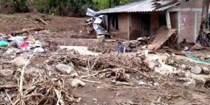 Kolombiya felaketi yaşıyor. Acil durum ilan edildi