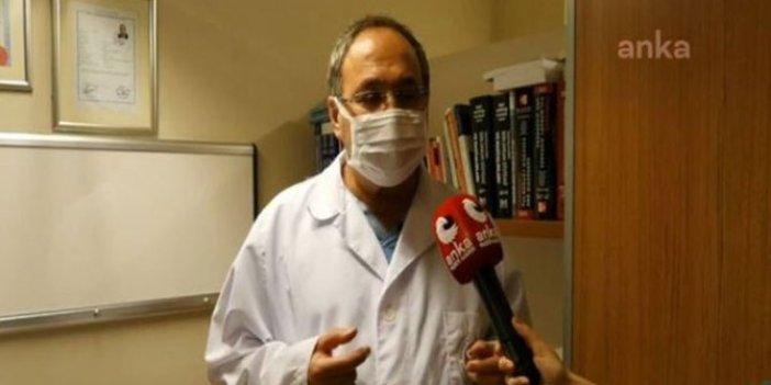 Profesör Tutluoğlu korona tedavisinde kullanılan ilaçla ilgili gerçeği açıkladı, Fahrettin Koca'ya katılmıyorum, aşının gerçek etkisi için…