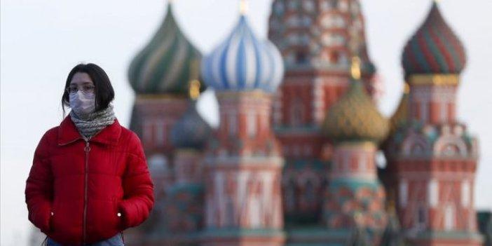 Rusya'da korona virüs vaka sayısı 1 milyon 925 bini aştı