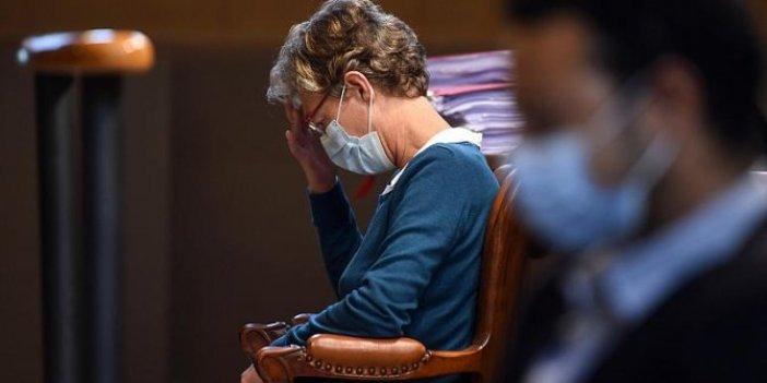 Sarhoş olarak doğuma giren hemşire, genç kadının boğazına ventilatör tüpü sıkıştırdı. Hemşire hakkında karar verildi