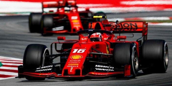 Formula 1 pilotları her yarışta kaç kilo kaybediyor. Bu durum neden yaşanıyor