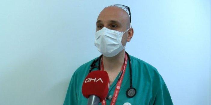 Bilim Kurulu üyesi Türkiye'de yoğun bakımlardaki son durumu açıkladı. Maalesef son durum bu şekilde