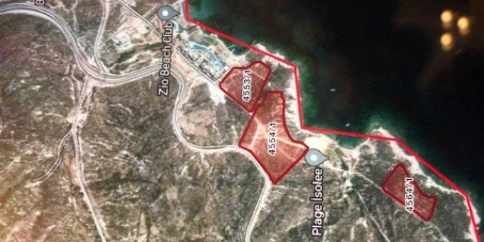 Bir skandal da İzmir'den geldi. Kapış kapış gidiyor, alanlar ticari sır diye açıklanmıyor. Belgesi ortaya çıktı