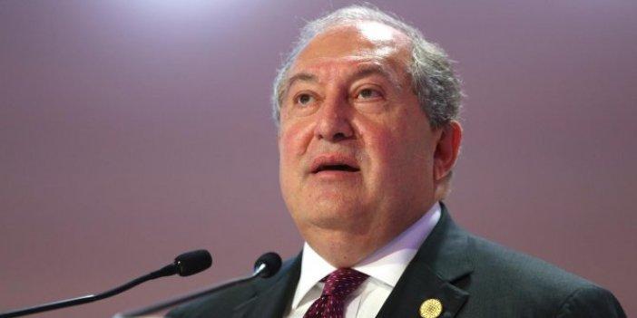 Ermenistan Cumhurbaşkanı BAE ile ateşkesi görüştü