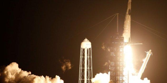 SpaceX ve NASA'dan uzaya ilk operasyonel mürettebatlı uçuş. Dört astronot ile tarihe geçecek