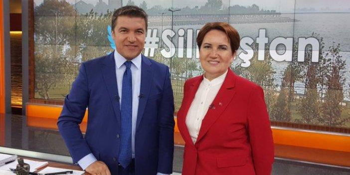 İYİ Parti lideri Meral Akşener canlı yayında yeni anayasa iddialarını cevapladı