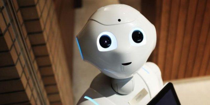Korona ile mücadele için robotu işe aldılar