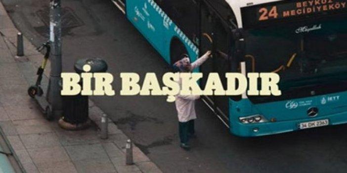 İBB'den Netflix'e Bir Başkadır dizisindeki otobüs sahnesiyle ilgili yanıt!
