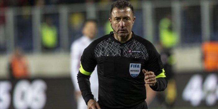 UEFA'dan hakem Hüseyin Göçek'e görev