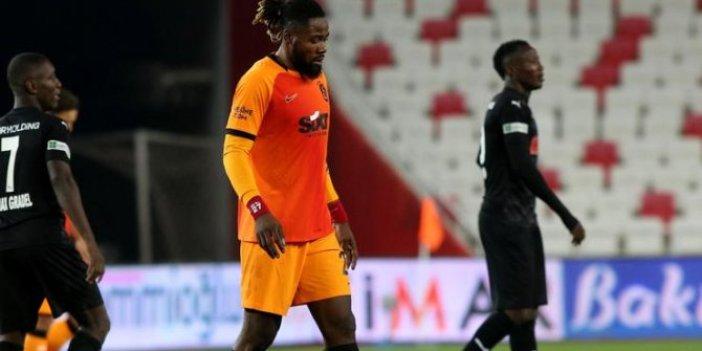 Galatasaray'da Luyindama'nın sahalardan uzak kalacağı süre belli oldu