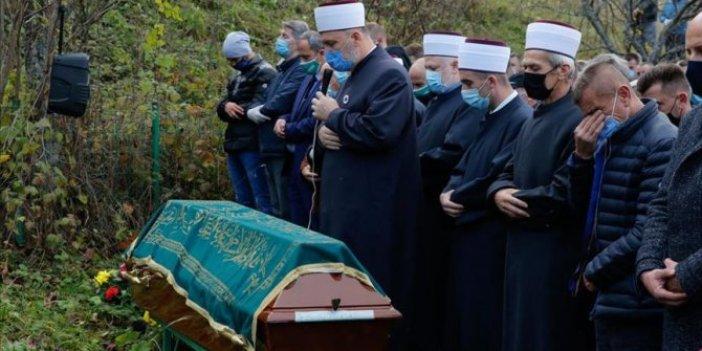 Seçildiği gün yaşamını yitirmişti. Boşnak belediye başkanı adayı Mirsad Peco son yolculuğuna uğurlandı