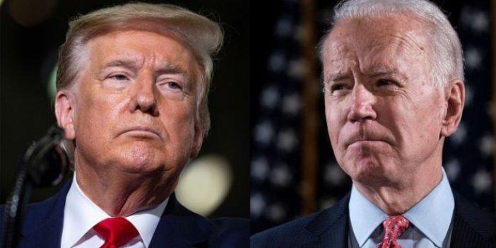 Biden'dan Trump'a işbirliği mesajı