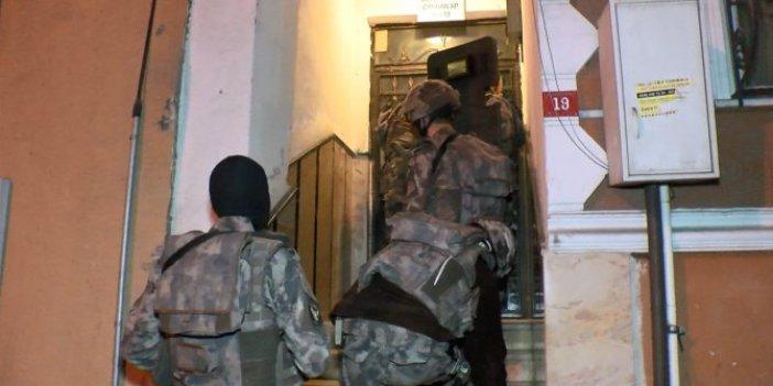 Erzurum koordinesindeki büyükşehirlerde zehir tacirlerine operasyon