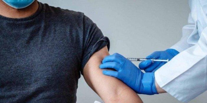 Belçika'dan korona virüs aşısıyla ilgili flaş açıklama