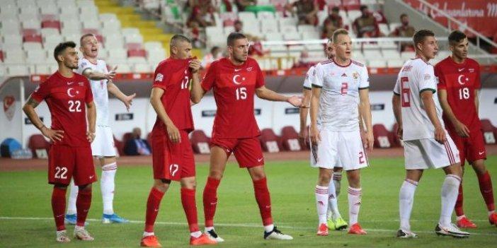 Türkiye A Milli Futbol Takımı 586'ıncımaçına çıkıyor