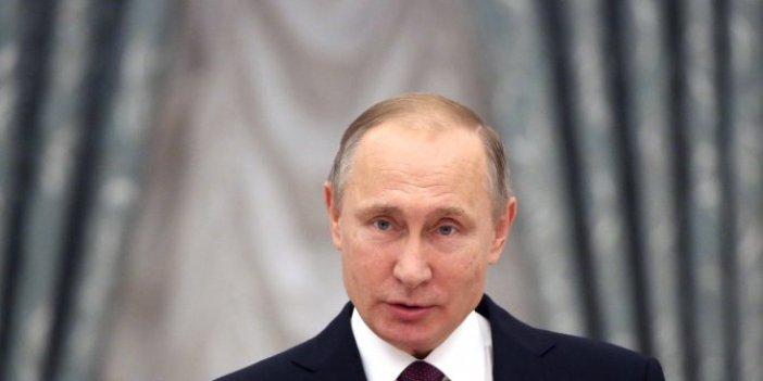 Rusya Devlet Başkanı Putin'den Karabağ açıklaması