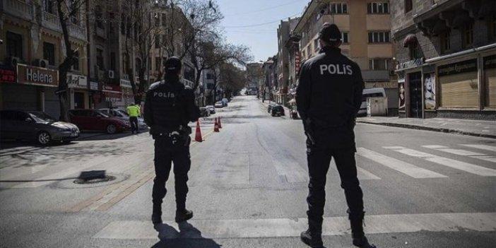 Türkiye'de hangi saatler arasında sokağa çıkma kısıtlaması uygulanacak?