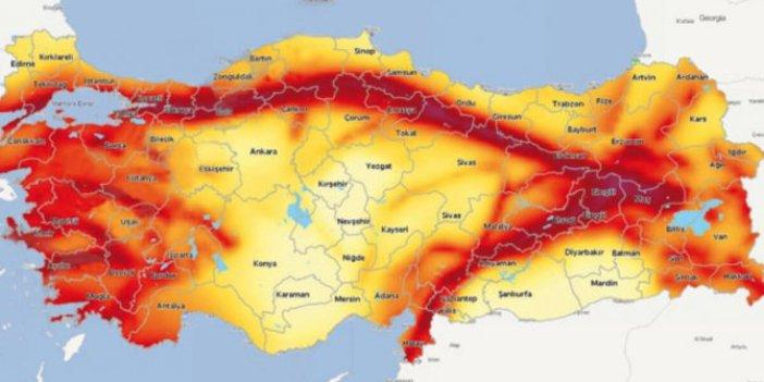 Türkiye geceyi depremle geçirdi. 3 ayrı bölge sallandı