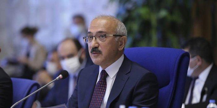 Hazine ve Maliye Bakanı Lütfi Elvan ekonomideki acı gerçeği açıkladı