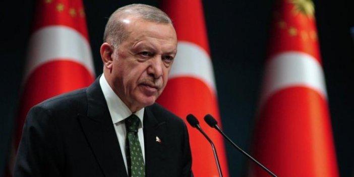 Erdoğan bu detayı açıklamadı. Hafta sonu bunu yapmak da yasak