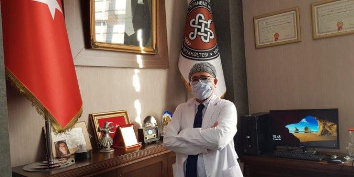 Cerrahpaşa Tıp'ın dekanı Cerrahpaşa'daki korona gerçeğini açıkladı. Bugüne kadar saklandınız da ne oldu. Bilim insanları tek tek konuşuyor