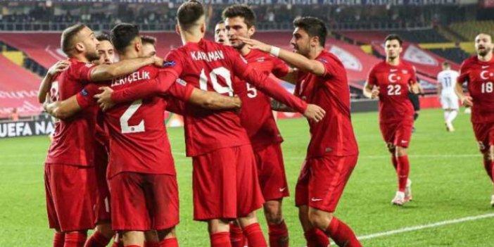 A Milli Futbol Takımı kader maçına çıkıyor